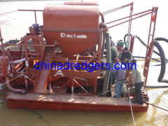 Gold dredging boat for sale