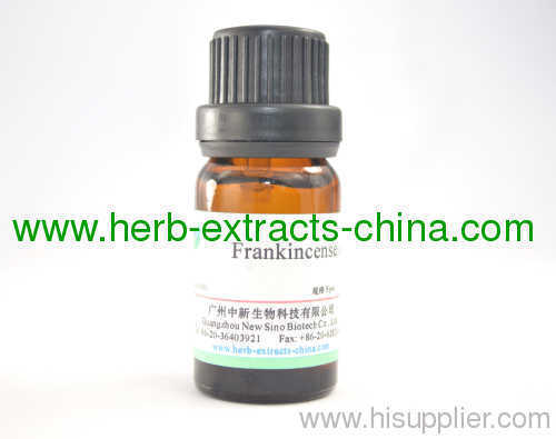Colorless to Light Yellow Clear Pure Frankincense Oil
