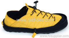 rubber folding shoes ,casual shoes