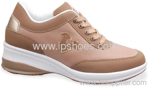 Suede pu casual shoe