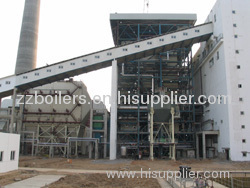 Circulating Fluidized Bed Boilers Contract