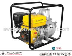 egasoline gasoline driven water pump