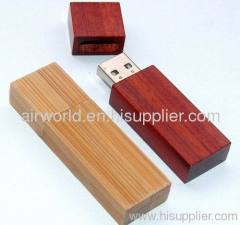 Promotional Gift Wooden USB Flash Stick