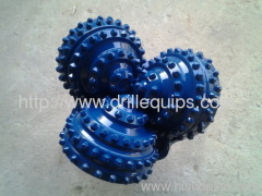 Metal-face sealed bearing tci tricone bits