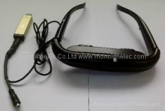 Eyewear Video Glass 2D/3D HDMI Display