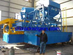 Suction Gold and Diamond Dredger