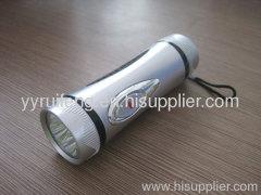 Mini Flashlight with shaver