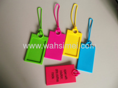 Fashionable name card tag cove