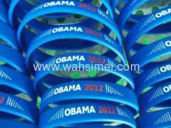 customized silicone wristband for fashional