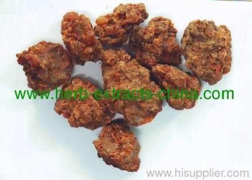 Acetic acid Formic acid from Pure Myrrh Oil