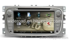 focus mendeo car dvd with GPS(rds) ipod bluetooth radio dvd usb sd