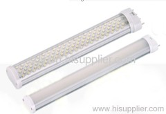 22w 2g11 led tube with aluminum radiator