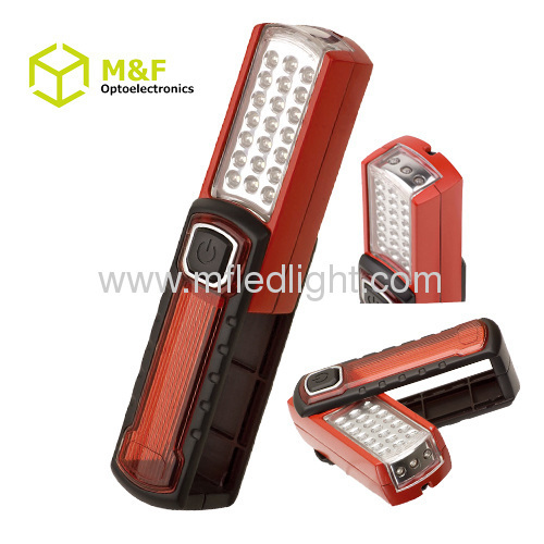 rechargeable led magnetic work light