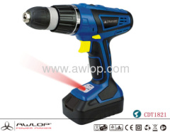 Li_ion Battery Electric Cordless Drill Battey Power Indicato