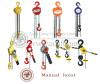 manual hoist