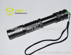 1w aluminum flashlight