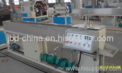 PVC medical tube extrusion line