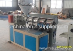 PVC medical tube extrusion machine