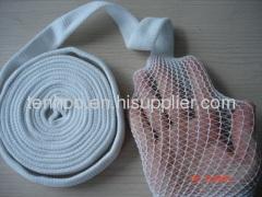 Tubular Elastic Net Cap