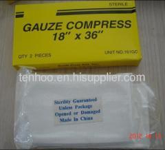Gauze Compress