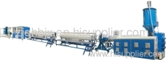 Pe Large Diameter Winding Pipe Production Line