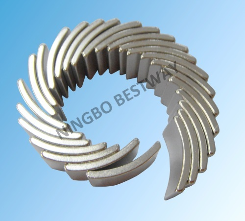 Neodymium Arc Magnet Wholesale