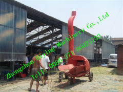 chaff cutter for cow feed crushing machine