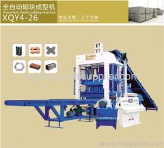 2012 newtype brick making machine XQY4-26