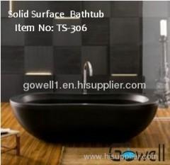 black bathtubs