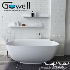 Clawfoot tub Gowell bathtub