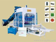 2012 hot sales brick making machine XQY8-40