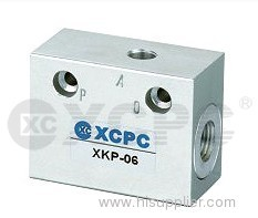 XKP series quick exhaust valve