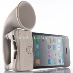 For Iphone Silicone Speaker