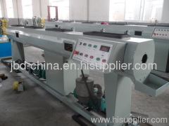 PPR hot and cold water pipe extrusion machine