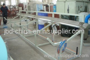 PPR hot and cold water pipe making machine