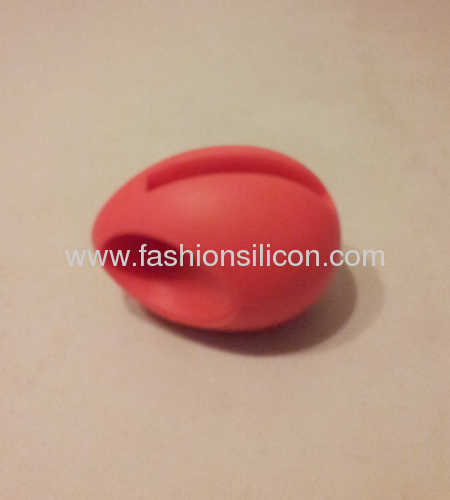Silicone horn for phone