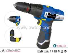 Multi-function Electric Cordless screw Drill LCD LED
