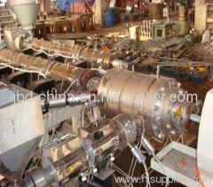 PPR glass fiber pipe production line