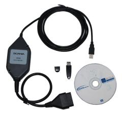 Scania VCI2 Truck Diagnostic tool