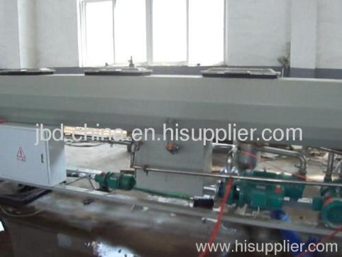 PPR glass fiber pipe extrusion line