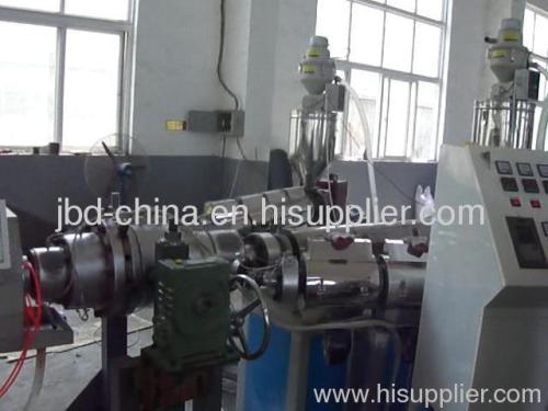 PPR glass fiber pipe making machine