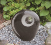 Garden stone water fountain