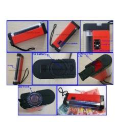 Handheld Blacklight Torch