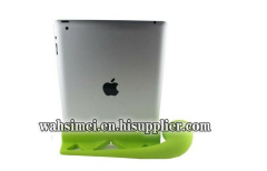 silicone stand speaker for ipad