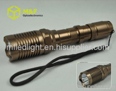 Aluminum Cree Led Flashlight