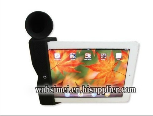 Fashion design Silicon horn for iPad