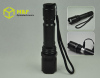5watt cree led torch light rechargeable police flashlight