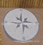 compass paving stone