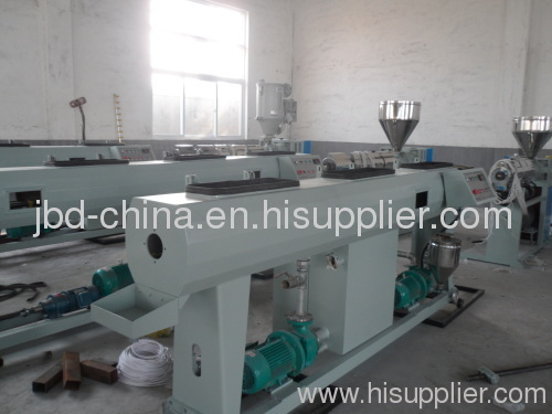 75-160mm PPR pipe production line