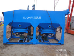 China gold mining jig machine